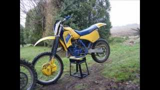 9. Restoring And Riding A 1986 Suzuki RM 125