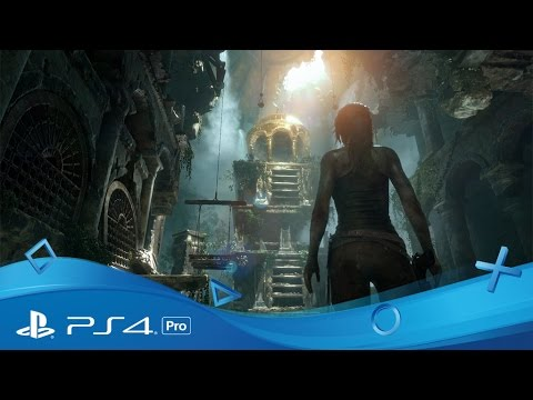 Rise of the Tomb Raider | PS4 Pro Gameplay Trailer | PS4 Pro