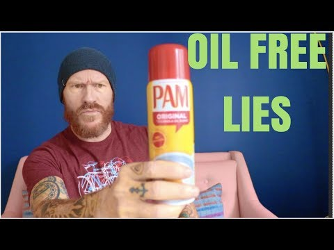 PAM LIES! Are YOU Eating OIL Without Knowing It?