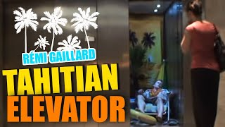 Tahitian elevator (Rémi GAILLARD) - Subscribe for more: http://bit.ly/ouiremi Rémi Gaillard is world famous for his dangerously funny videos. Unafraid of ...
