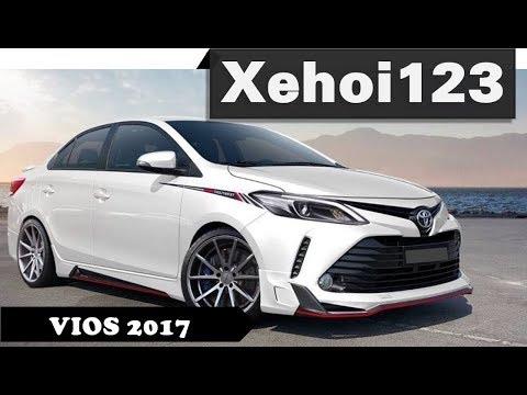 Toyota Vios mới thiết kế như Camry bản Mỹ