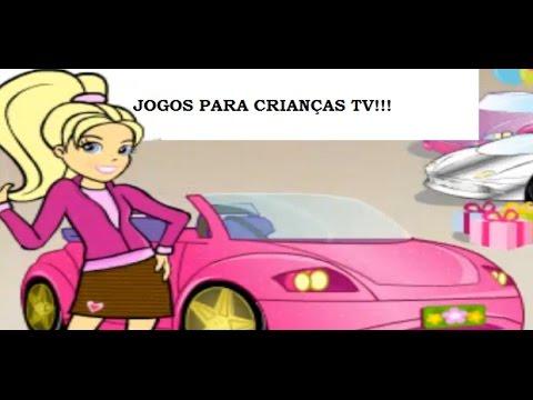 Jogo Carona para Festa da Polly - Jogos de meninas grátis
