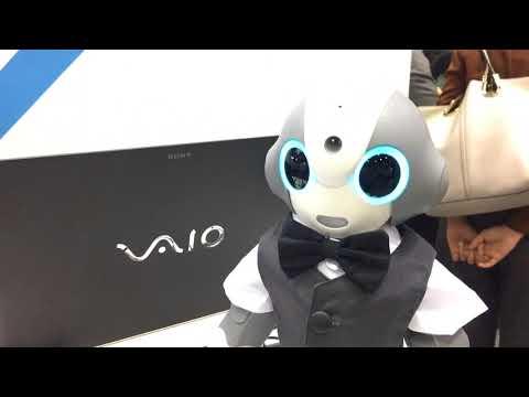 第2回 AI・人工知能展に来ました(わずか一瞬だけご紹介)