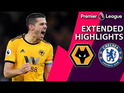 Video: Wolves v. Chelsea I PREMIER LEAGUE EXTENDED HIGHLIGHTS I 12/5/18 I NBC Sports