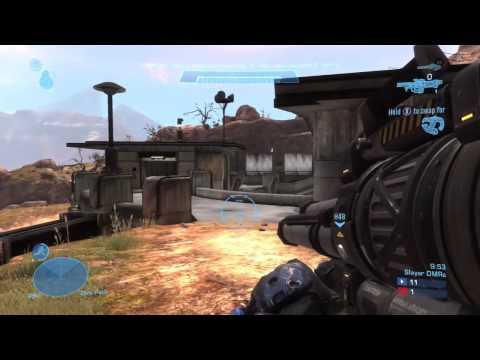 Halo Reach: Slayer DMR's Perfection Match