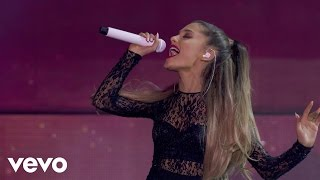Ariana Grande - (Live on the Honda Stage at the iHeartRadio Theater LA) - YouTube