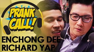 Video Prank Call: Enchong Dee at Richard Yap, nadali si Rayver Cruz sa prank calls! MP3, 3GP, MP4, WEBM, AVI, FLV Oktober 2018
