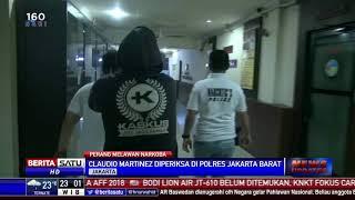 Download Video Pesinetron Claudio Martinez Diringkus Polisi Karena Konsumsi Sabu MP3 3GP MP4