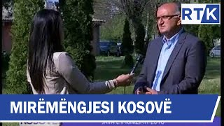 Mirëmëngjesi Kosovë - Drejtpërdrejt - Naser Ramadani 25.04.2018