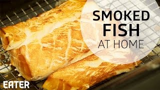 How to Smoke Fish at Home by Eater