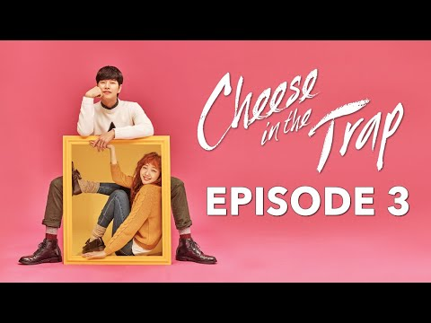 Cheese in the Trap | Episode 3 (Arabic, English and Turkish Subtitle)