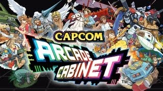 Capcom Arcade Cabinet - All-in-one Pack