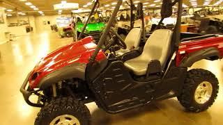 10. Romney Cycles 2009 Yamaha Rhino 700 Auto 4x4 Sport Edition