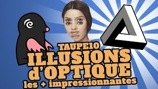 Video TOP 10 des ILLUSIONS D'OPTIQUE les plus impressionnantes MP3, 3GP, MP4, WEBM, AVI, FLV Agustus 2017