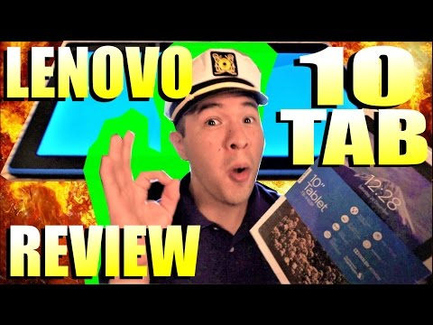 Lenovo TAB 10 Tablet Review | Unboxing + Overview + Performance Test | Model TB-X103F 10.1