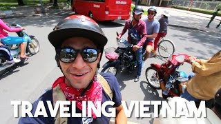 Ho Chi Minh City Vietnam  city images : How To Travel Vietnam (Traveling Ho Chi Minh City on a Motorcycle)