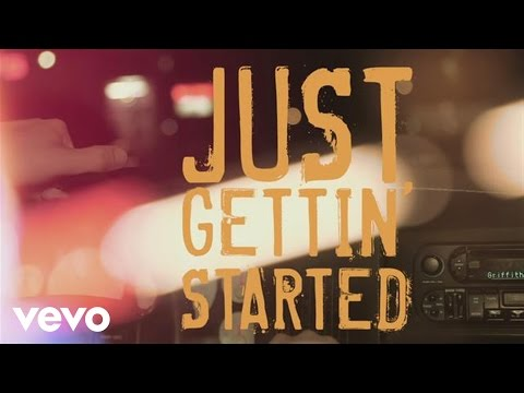 Just Gettin' Started (Lyric Video)