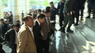 Former Thai PM formally indicted for murder