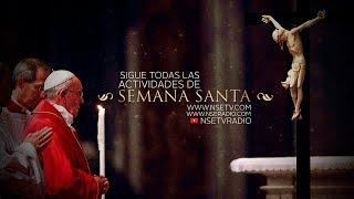JUEVES SANTO- Santa Misa Crismal - SEMANA SANTA DESDE EL VATICANO
