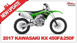 4. BEST MOTOCROSS!! 2017 Kawasaki KX 450f and KX 250f Price Specs Review