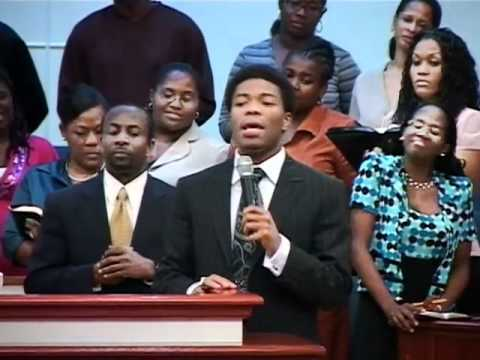 Prophet Brian Carn at Power Plus 2008 - Part 1