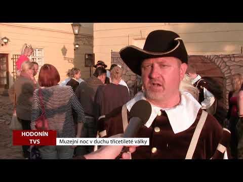 TVS: Deník TVS 21. 5. 2018