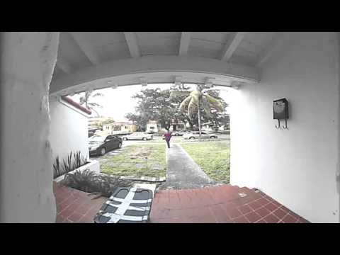 VIDEO: Woman Steals Package With Kid's Medication From Doorstep