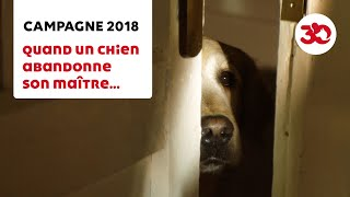 Campagne 2018 - 30 Millions d'Amis