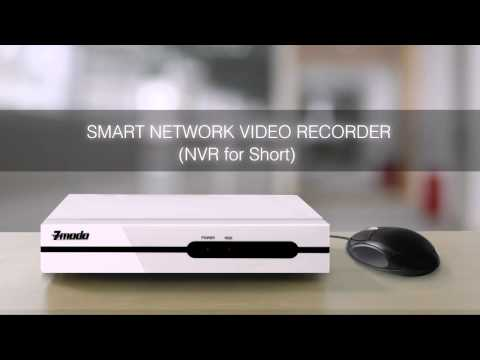 Wireless NVR surveillance system provides everything you need