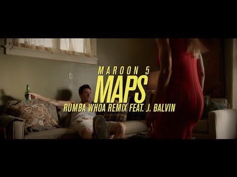 Maps (Rumba Whoa Remix) [Feat. J Balvin]