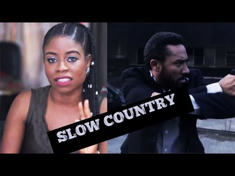 """The Screening Room: """"Slow Country"""" Nigeria Movie Review"""