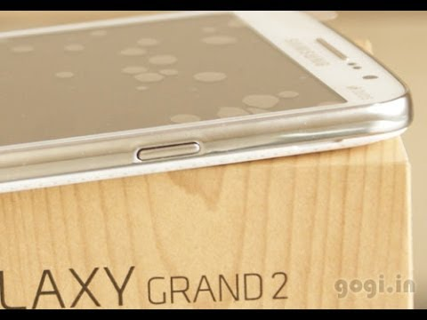 Samsung Galaxy Grand 2 (SM-G7102) review - quad core running Android 4.3