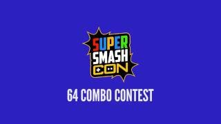 Super Smash Con. COMBO CONTEST for SSB64!
