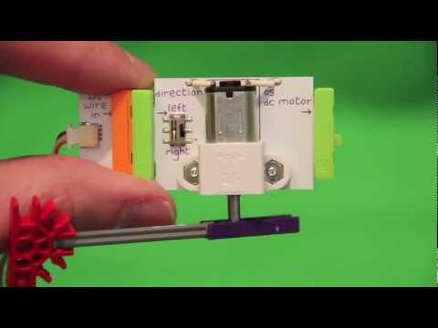 Little Bit - http://www.DadDoes.com Today we review the Little Bits Holiday Kit. Little Bits are cool little electronic parts that snap together with magnets. With a Litt...
