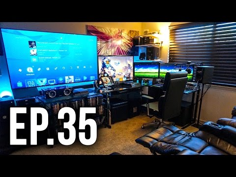 Video Room Tour Project 35 - Best Gaming Setups ft. Joker Productions download in MP3, 3GP, MP4, WEBM, AVI, FLV January 2017