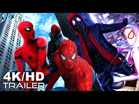 Video Spider-Man Into the Spider-Verse Trailer [Fan Made] download in MP3, 3GP, MP4, WEBM, AVI, FLV January 2017