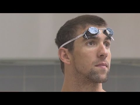 second - Olympic swimmer Michael Phelps was arrested in Maryland on a DUI charge.