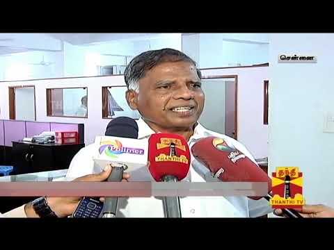 DMK-Trying-To-Break-DMDK--G-Ramakrishnan-CPM-Thanthi-TV