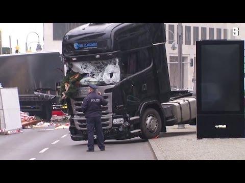 Lkw-Angriff in Berlin: Die Ereignisse im Überblick