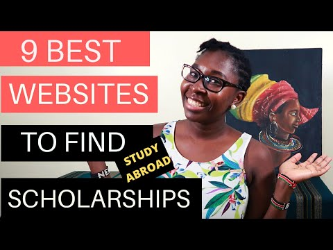 How to Find Scholarships To Study Abroad 2020 (9 Best Websites)