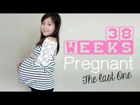 38 Week Pregnancy Vlog – THE LAST ONE!