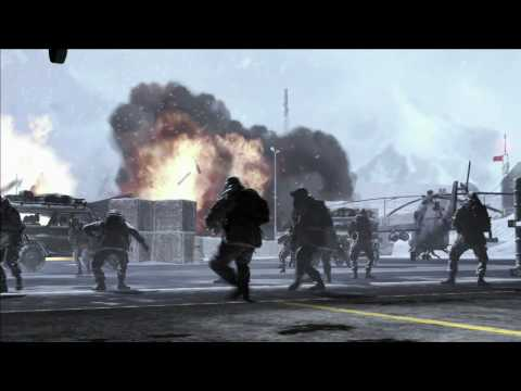 Call of Duty: Modern Warfare 2 (Russian)