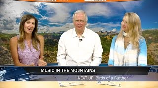 Music in the Mountains 2015