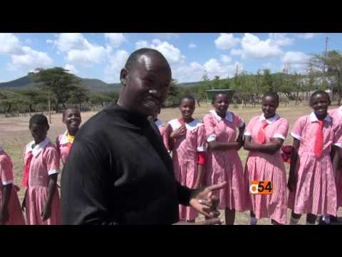 Kenya Female Genital Mutilation (видео)