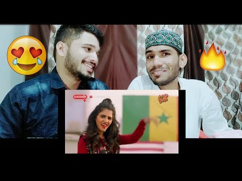 Chak De Phatte FIFA World Cup 2018 Song By Qurat-ul-Ain Balouch Reaction.