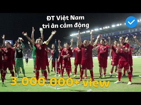 Khoảnh khắc cực kì xúc động của đội tuyển Việt Nam không hề có trên Tivi - Thời lượng: 5:15.
