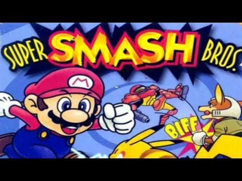 preview-Super Smash Bros. (N64/Wii) Game Review