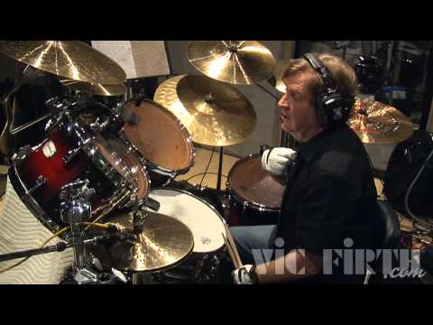 Recording - Vic Firth takes you inside a Nashville recording session with studio legend Paul Leim! In this video, you'll see firsthand how a song is recorded, from the a...