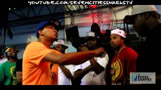 7 Cities Sharks | DFlamez vs. Ave