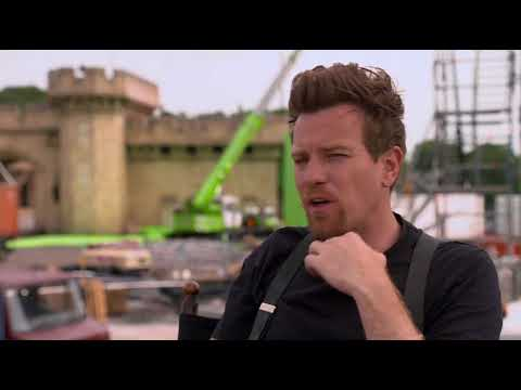 Ewan McGregor - Interview Ewan McGregor (Anglais)